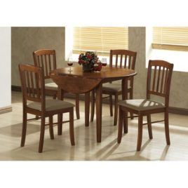 Simpson 5 Piece Dining Dropside Setting