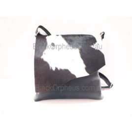 Leather Bag, Genuine Cow Hide.