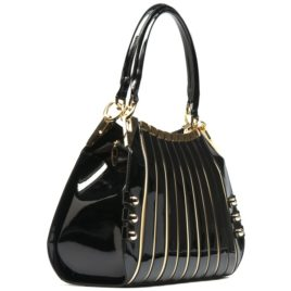 Leather Handbag Monica L