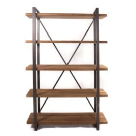 Bookcase Industrial H198cm