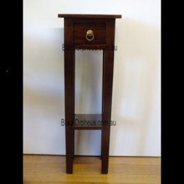 Plant Stand Straight Leg Timber