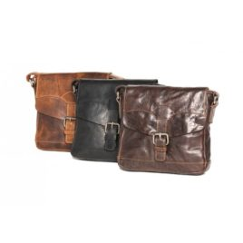 Leather Shoulder Bag Addison