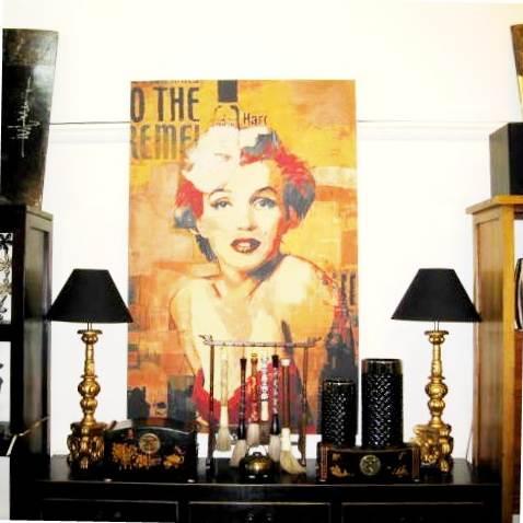Marilyn MonroePhoto Art Print Canvas