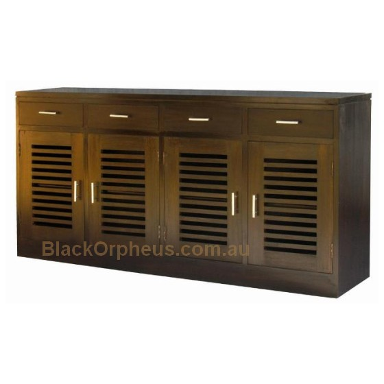 4 Door 4 Drawer Holland Buffet La Verde