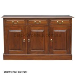 Buffet 3 Drawer 3 Door W145cm SB303PN
