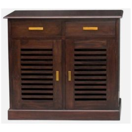 Buffet Small Slatted Door