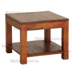 Small Coffee Lamp Table W60