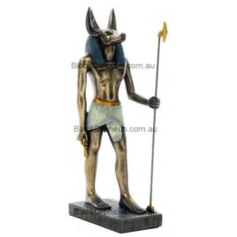 Egyptian Small Statue Anubis 22cm R010