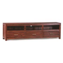 TV Unit 3 Drawer Width 190cm Med