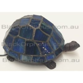 Turtle Lamp Blue