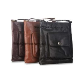 Leather Bag, Madeline