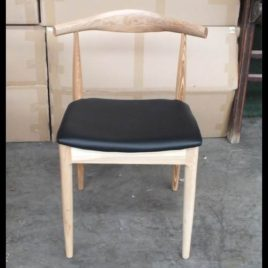 Danish Chairs Leather Seat