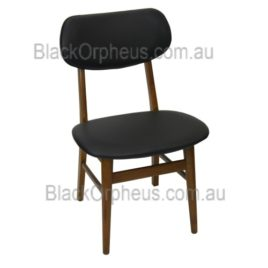 Gangnam Dining Chair Black