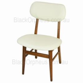 Gangnam Dining Chair Cream