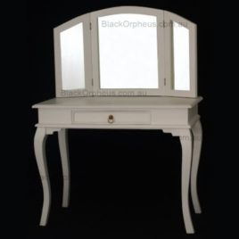 Dressing Table White W100cm