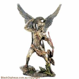 Archangel Uriel Gods Light Figurine