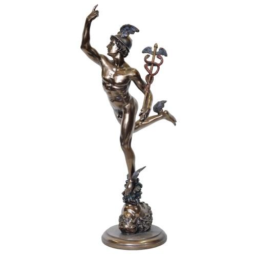 Mercury God Of Financial Gain Greek Myth Black Orpheus