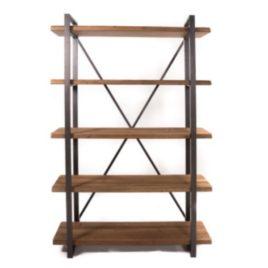 Bookcase Industrial H198cm