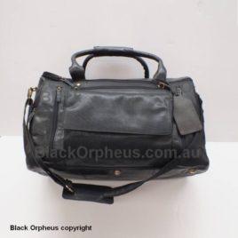 Lone Ranger-Weekender Bag-Black