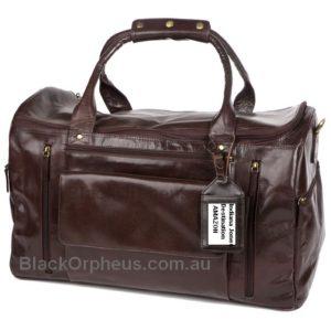 Lone Ranger-Weekender Bag-Brown