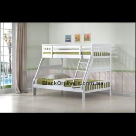 Calypso Bunk Bed Single over Double