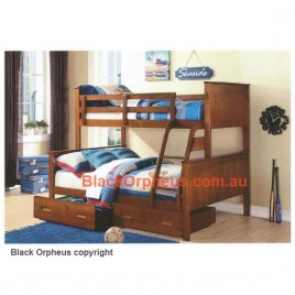 Bunk Bed Jordan Single Double