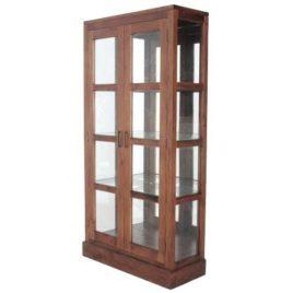 Paris Glass Display Cabinet