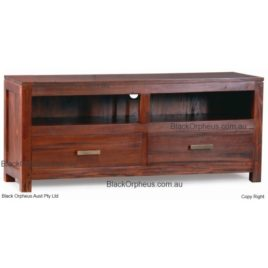 2 Drawer Amsterdam TV Cabinet