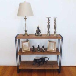 Ironstone bookcase
