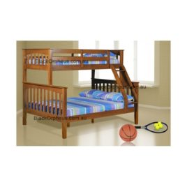 Sarah Bunk Bed Walnut